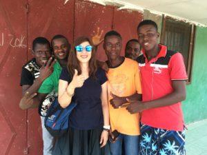 Monrovia, Liberia December 2016